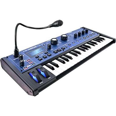 Novation MiniNova 37-Mini-Key Compact Analog Modeling Synthesizer by Novation