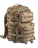 Mil-Tec EE.UU. Mochilla Assault Pack (Small/Woodland Arid)