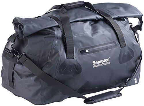 Semptec Urban Survival Technology Sporttasche: wasserdichte XL-Profi-Outdoor- und Reisetasche aus LKW-Plane, 90 Liter (Tasche LKW Plane)