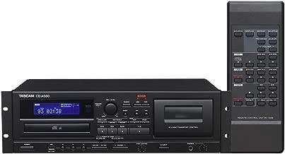 TASCAM For business Cassette recorder / CD player / USB memory recorder