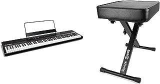 Alesis Recital | 88 Key Beginner Digital Piano/Keyboard with