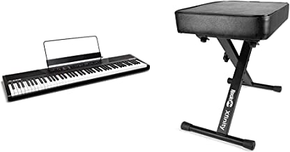 Alesis Recital   88 Key Beginner Digital Piano/Keyboard with