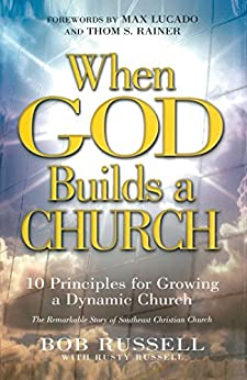 When God Builds a Church by [Bob Russell, Rusty Russell]
