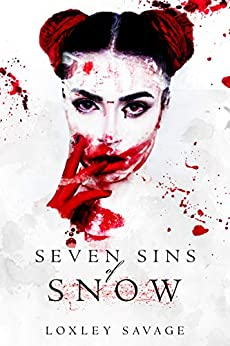 Seven Sins of Snow: A Dark, Vampire, RH, Romance by [Loxley Savage, Jay Aheer, Jess Rousseau]