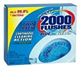 Best Automatic Toilet Bowl Cleaners - 2000 Flushes 208086 Blue Plus Bleach Antibacterial Automatic Review