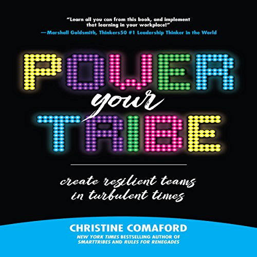 Power Your Tribe audiobook cover art