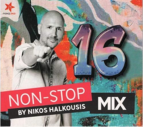 Non-Stop Mix 16 by Nikos Halkousis (Greek Hits 2020)