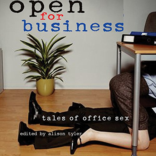 Open for Business audiobook cover art