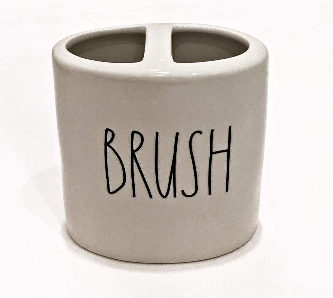 Rae 価格 Dunn by Magenta Ceramic Vanity Holder 当店限定販売 T for Brush Make-up or