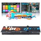 TAPDRA 3D Pandora Saga WiFi 3000 en 1 TV Game Box Consola Arcade Kit Completo de Bricolaje, Compatible con más de 10000 descargas de Juegos, hasta 4 Jugadores, Salida HDMI