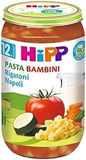 Hipp 喜宝 儿童意大利Napoli粗纹通心面,6罐装 (6 x 250克)