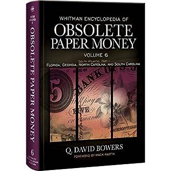 Whitman Encyclopedia of Obsolete Paper Money Volume 6