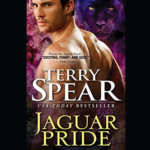 Jaguar Pride audiobook cover art