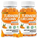 Best Turmeric Supplement: Turmeric curcumin is commonly used for its anti-inflammatory and antioxidant properties. Our premium curcumin gummies can give you a pleasant way to support joint & muscle health, inflammatory response, help immune & digesti...