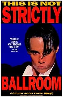 Strictly Ballroom - Movie Poster - 27 x 40