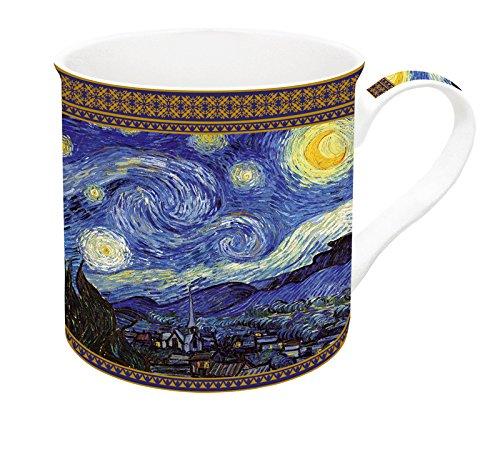 Jd Diffusion 170VAN4Cofanetto con Van Gogh Tazza Ceramica Multicolore 13,8x 13x 10,2cm