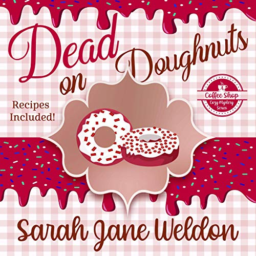 Dead on Doughnuts  By  cover art