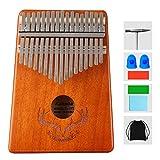 Kalimba Piano 17 Clés à pouce Pr...