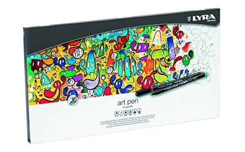 Rotulador Lyra Hi-quality Caja Metalica 30 Colores