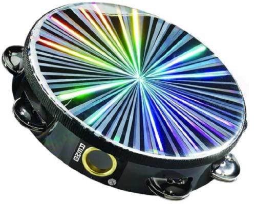 Remo TA410648 Tambourine (6-Inch) -...