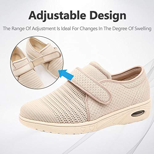 Orthoshoes Womens Edema Shoes...