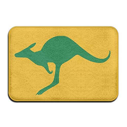 Klotr Tapis De Bain, Australia Kangaroo Door Mats Outdoor Mats