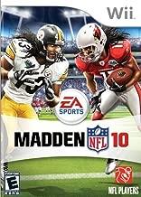 Madden NFL 10 - Nintendo Wii (Renewed)