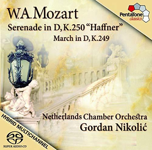 Mozart: Serenata En Re,