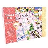 PepMelon - Jumbo Box Kit de manualidades Edición Celebración, 1000...