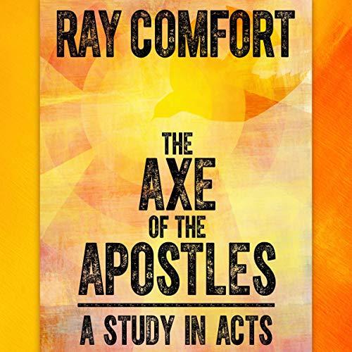 『The Axe of the Apostles』のカバーアート