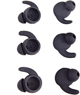 Meijunter Replacement Silicone Earbuds Pads Tips S M L for Huawei Honor xSport AM61 Bluetooth Headset