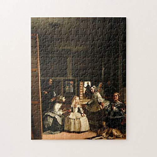 CiCiDi Velazquez Las Meninas Puzzle 1000 Pieces for Adult, Entertainment DIY Toys for Graet Gift Home Decor