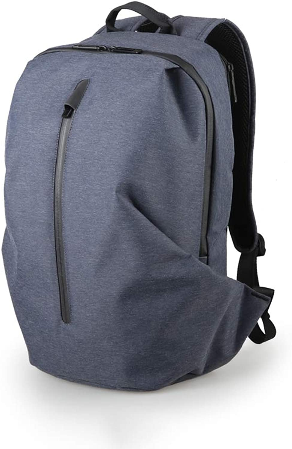 HUACANG Travel Backpack, Lightweight Business Sports Backpack Breathable Lightweight Student Backpack Can Accommodate 14in Laptop (color   bluee)