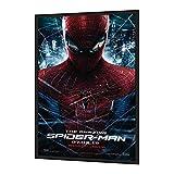 Publicidad de aluminio Snap Frame led Light Box Movie Poster Frame Sign Holder (27X40inch)