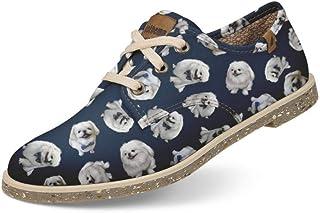 Sapato Usthemp Legend Vegano Casual Estampa Hank