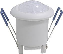 HOMYL 360 Degree Mini Infrared Motion Sensor Recessed PIR Ceiling Occupancy Motion Sensor Detector Switch 220V