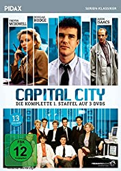 Capital City, Staffel 1 - 3 DVDs