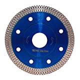 "Diex 4"" Super Thin Diamond Tile Blade Porcelain Saw Blade for Cutting Porcelain Tile Granite Marbles (4')"