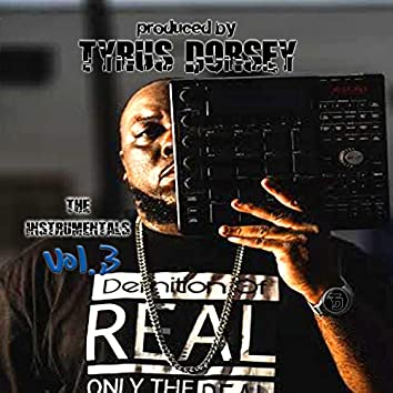 Tyrus Dorsey the Instrumentals, Vol. 3