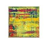 Gerhard Richter Abstraktes Bild (809–1) Gemälde auf