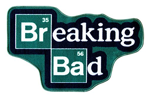 Breaking Bad Alfombra Logo 85 x 55 cm