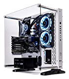 Thermaltake LCGS Arctic III AIO Liquid Cooled CPU Gaming PC (AMD RYZEN 5 3600 6-core, TOUGHRAM DDR4 3200Mhz 16GB RGB Memory, RTX 2060 Super 8GB, 1TB SATA III, WiFi, Win 10 Home) P3WT-B450-STL-LCS