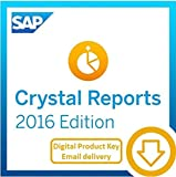 SAP Crystal Reports 2016 Reporting software