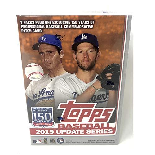 Topps 2019 Update Series Baseball Retail Blaster Box