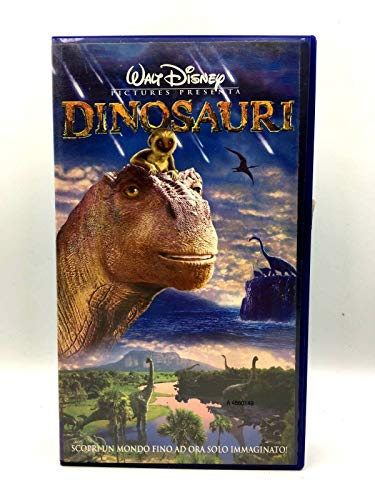 Dinosauri-Vhs-2001-Walt Disney