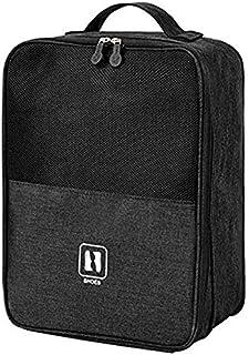 Portascarpe da viaggio, borse porta scarpe da viaggio, può essere combinato con una valigia, borse impermeabili portatili ...
