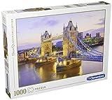 Clementoni 39022Tower Bridge Puzzle, 1000Piezas