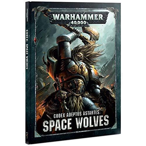Warhammer 40 K - Codex Space Wolves EN