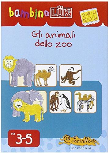 Gli animali dello zoo