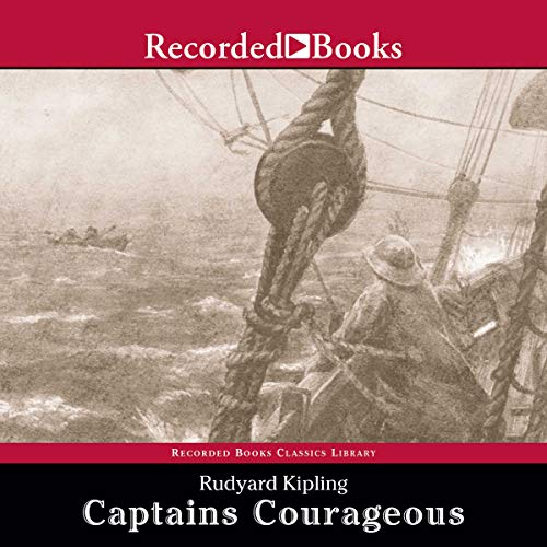 Captains Courageous cover art
